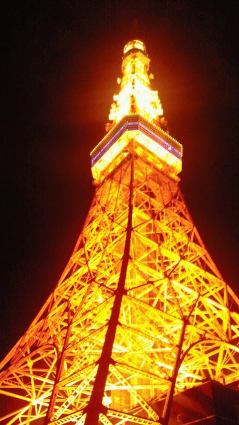 東京タワー三景